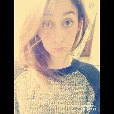 #me #muso #annoiata #selfie