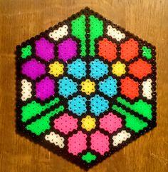 Pony Bead Patterns, Hama Beads Patterns, Beaded Bracelet Patterns, Beading Patterns, 3d Perler Bead, Pearler Beads, Fuse Beads, Hamma Beads Ideas, Pearl Beads Pattern