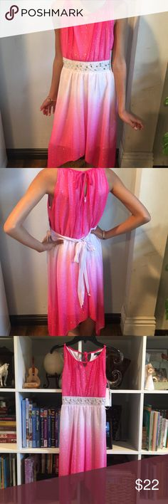 MY MICHELLE SPARKLING BALAYAGE DRESS Beautiful girl's dress! My daughter calls it the mermaid dress! My Michelle Dresses Formal