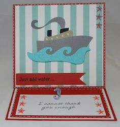 cards made with cricut cartridge pack your bags | visit readysetstamp com