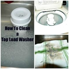 How to Clean a Top Load Washer