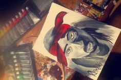 #2pac #painting #art 2pac, Painting Art, My Arts, Fictional Characters, Paintings, Art Paintings