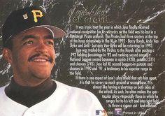 1993 Ultra - Award Winners #4 Jose Lind Back