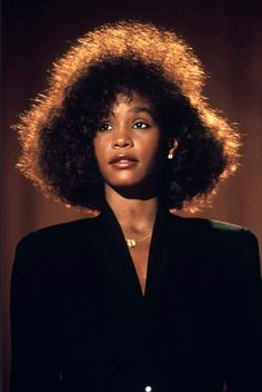 Whitney Houston - My Style Boho Hip Hop, Beverly Hills, Black Is Beautiful, Beautiful People, Divas Pop, Sup Girl, Freestyle Music, We Are The World, Female Singers