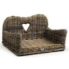 "Designed By Lotte Sofa ""Kubu My Favourite"" dla psa cm Basket, My Favorite Things, Pets, Shopping, Archie, Design, Dog, Wicker, Rattan"