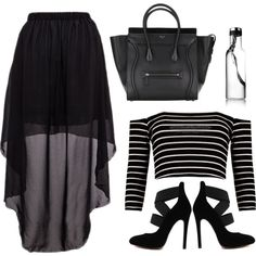 Elegante by do-dorina on Polyvore featuring Boohoo and Minimal