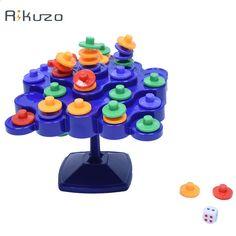 Rikuzo Balance Topple Broad Game Set - Roligt Multiplayer och Parent-Child  Great Family Game ab1074855cd79