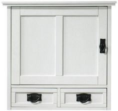 artisan wall cabinet with wood doors 129 downstairs bath