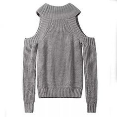Turtleneck tricot off shoulder Women sexy Knitwears Sweaters long-sleeved brief All-Match Apparel pullovers tops moda cueca
