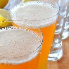 Ginger Shandy Beer Cocktail