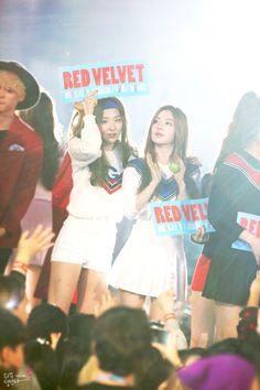Seulgi & Irene - Red Velvet