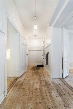 Love the wooden floors