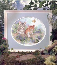 Gallery.ru / Фото #7 - кошки 3 - koreianka
