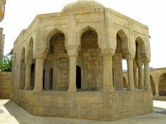 Palacio de los Sirvansáns en Bakú #baku #azerbaiyan #asia #tourism #culture #travel #takemysecrets