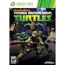 Teenage Mutant Ninja Turtles for Xbox 360