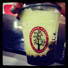 Kiwi Icy con Tapioca!! Nutritivo, refrescante  y delicioso!!! #cassavarootsveracruz