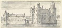 Kasteel van Buren, Beerstraten, 1637 - 1692