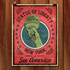 Statue of Liberty National Monument by David Garcia