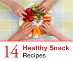 Check out IIN's Healthy Snack Recipe Guide for over 14 delicious recipes! Amazing!!!