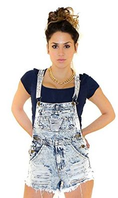 Acid Wash Distressed Denim Overalls in Blue SOHO GLAM http://www.amazon.com/dp/B00P8WLBIU/ref=cm_sw_r_pi_dp_Oh2Gwb13CG71S