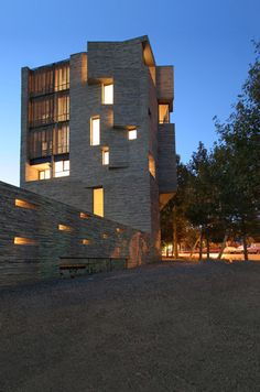 Apartment No.1, Mahallat, Irán / AbCT (Architecture by Collective Terrai)  Ubicación: Mahallat, Irán