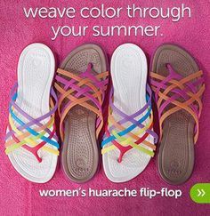 e6d07b70dd2e5d Women s Huarache Flat · Women s CrocsCrocs ShoesShoes SandalsMost ...