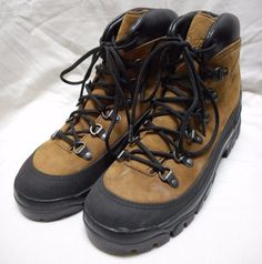 Danner mountain combat hiker boots, 43513x, size 9 r, new with ...