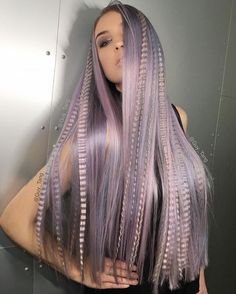 Attractive Crimped Hair Concepts that Will Make You Really feel Daring and Totally different. The are again, and so is voluminous crimped hair! Lilac Hair, Gray Hair, Beautiful Hair Color, Dye My Hair, Mermaid Hair, Grunge Hair, Pastel Grunge, Soft Grunge, Love Hair
