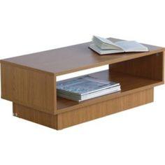 Buy Argos Home Cubes 1 Shelf Coffee Table - Oak Effect Coffee Table And Sideboard, Cube Coffee Table, Coffee Tables, Cubbies, Shelves, Argos, Floating Nightstand, Habitats, Small Spaces