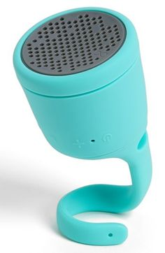 Bluetooth shower speaker - for you shower singers. Isn't that everyone?