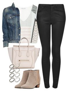 """""""Untitled #2380"""" by thisishowwedress ❤ liked on Polyvore featuring Zara, Topshop, rag & bone/JEAN, Augusta and ASOS"""
