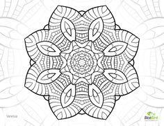 Vanessa http://dicebird.com/vanessa-mandala-flower-free-color-pages-for-adults/