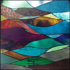 409 Best Geometric Amp Abstract Stained Glass Images