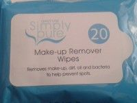 Simply Pure Make-up Remover Wipes