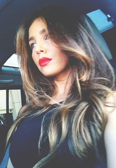 Melissa molinaro hair! I want
