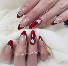 Winter Nails, Beauty, Cosmetology