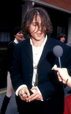 Johnny Depp - 7th Annual IFP West Independent Spirit Awards (1992)