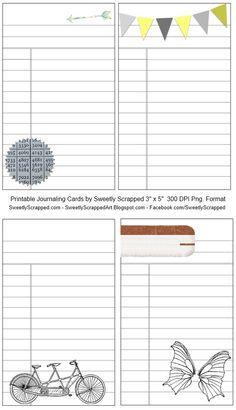 journaling cards--free download by daus10