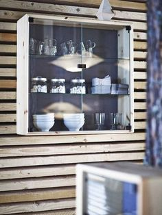 IKEA NORNAS wall cabinet