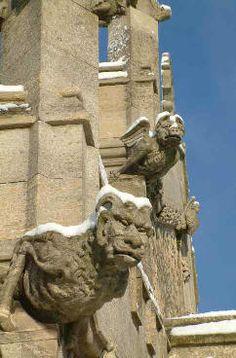 Gargoyle & Grotesques Gallery from St Bartholomew's Church Appleby