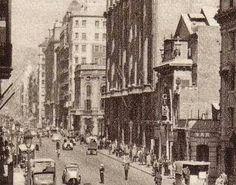 Avui desaparegut. Antic cinema Princesa a la Via Laietana.