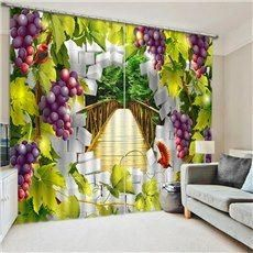 3D Grand Sphinx Blockout Photo Curtain Printing Curtains Drapes Fabric Window AU