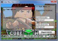 Cube Wars Hack free download!