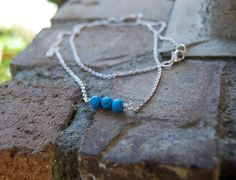 Catalina Island Necklace by TheseJoyfulAches on Etsy
