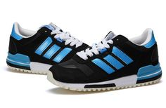 size 40 be0fb ce4c5 Adidas Zx 700 Originals Negro Royal Trainers mujer Zapatos Q20696 venta