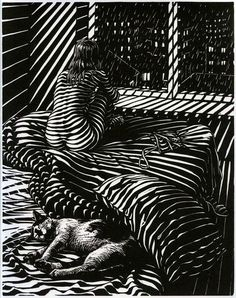 Felix Inclusis   littlebunnysunshine: Rainy Night par Michele Del...