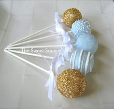 Cake Pops Little Prince Cake Pops Made to by TheLollicakesBakery