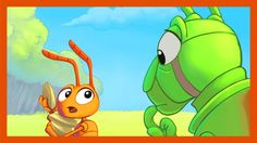 "The Grasshopper and the Ants - ABCmouse.com Aesop's Fables Series This supports the Bible verse which states, ""Go to the ant, you sluggard; consider its ways and be wise!"" Proverbs 6:6"