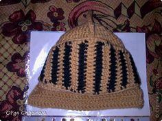 Шапка - шлем | Страна Мастеров Crochet Beanie Hat Free Pattern, Crochet Hats, Beanie Hats, Fashion, Knitting Hats, Moda, Fashion Styles, Fashion Illustrations