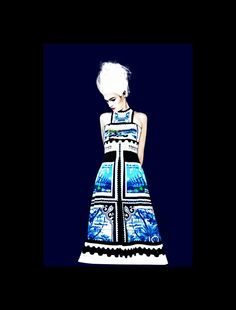 Exquisite Mary Katrantzou